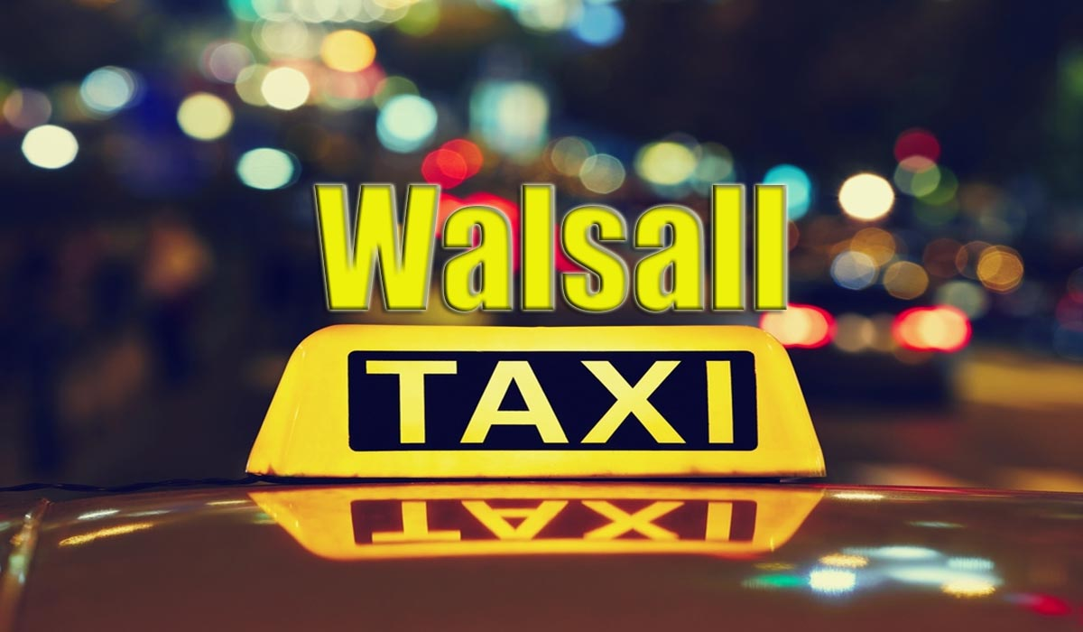 walsall taxi